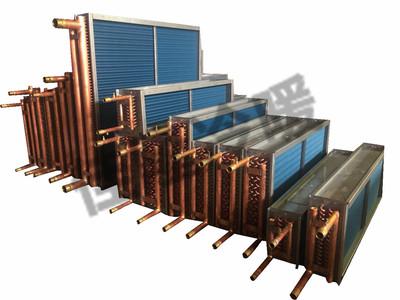 铜管串铝片表冷器