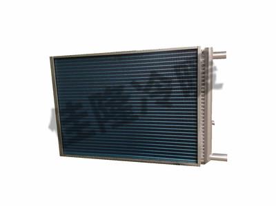 铜管串清水铝片表冷器