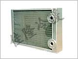 钢管串铝片导热油加热器