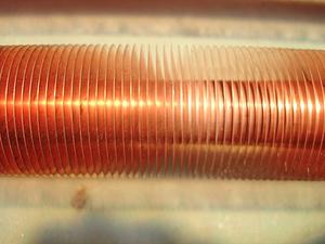 G型全铜翅片管
