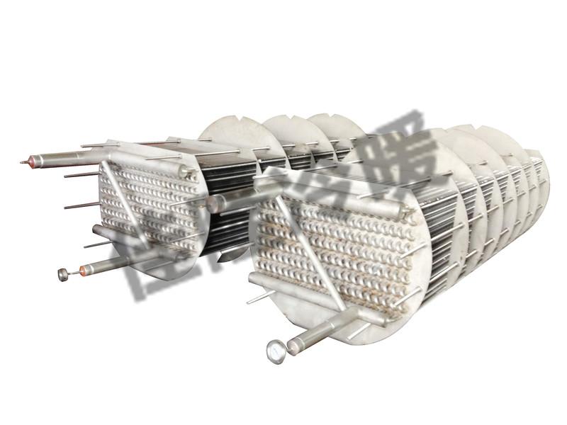 不锈钢管串不锈钢片冷凝器