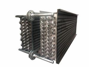 中压蒸汽散热器