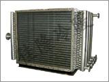 銅管鋁片蒸汽加熱器