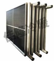 不鏽鋼管串不鏽鋼片表冷器